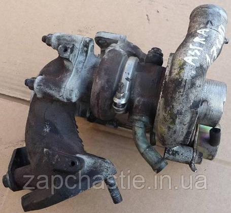 Турбина Опель Комбо 1.7cdti 49173-06503, фото 2