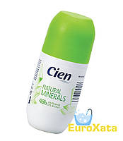 Дезодорант шариковый CIEN Natural Minerals (50мл)