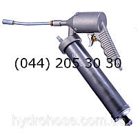 Пневматический плунжерный шприц автоматического типа со стальной 150мм трубкой и соединительной муфтой, 330Бар, фото 1
