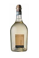 Вино виноградное белое игристое сухое PROSECCO FRIZZANTE DOC Treviso 2015 органическое 0,75 л