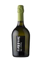 Вино виноградное белое игристое сухое PROSECCO Terre di Marca органическое 0,75 л