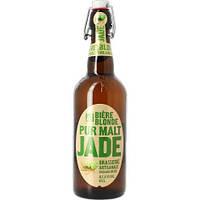Пиво светлое органическое Jade Malt 650 мл
