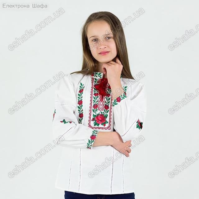 Дитяча вишиванка