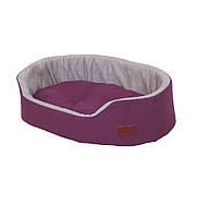Лежак для животного Grape Purple 58х40х15 см