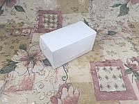 Коробка Молочная для 2-ух кексов Без окна для капкейка, маффина 170*85*90