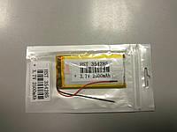 Внутренний Аккумулятор 3.9*41*84   (2500 mAh 3,7V) 354285 AAA класс в Запорожье