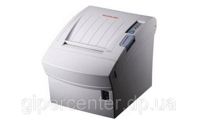 Чековый принтер Bixolon SRP-350III белый (USB)