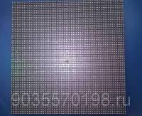 Негерметичный светодиодный модуль герм (120мм*120мм) для бегущей строки P4RGBS  (разноцветный)