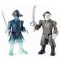 Набор из двух коллекционных фигурок 7,5 см Салазар и Лесаро The Pirates of Caribbean (SM73101-4)