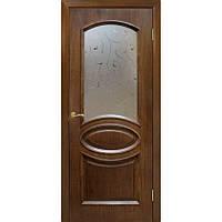 Двери межкомнатные Лаура СС Классик орех