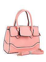 Женская сумка кожзам 1024 Женские сумки оптом  Little Pigeon дешево Одесса 7 км  (28*34 см)