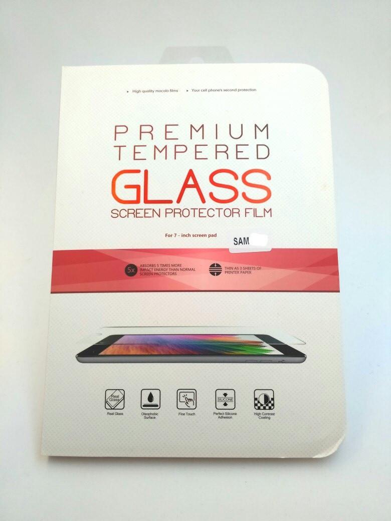 Стекло на Samsung T110/T111 Galaxy Tab 3 7.0 защитное закаленное для планшета.