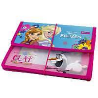 Папка для тетрадей пластиковая «Frozen» 1 Вересня 491164