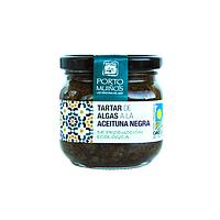 Тартар водоросли с маслинами органические 170 г