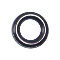 Кольцо под блочку оксид D4мм (5000шт.)