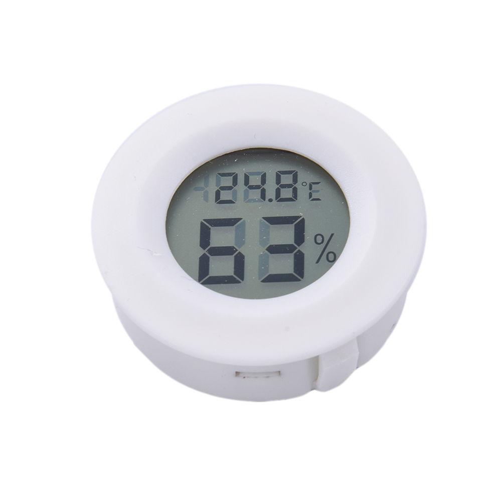 Гигрометр Термометр Влагомер Градусник цифровой #2 Белый