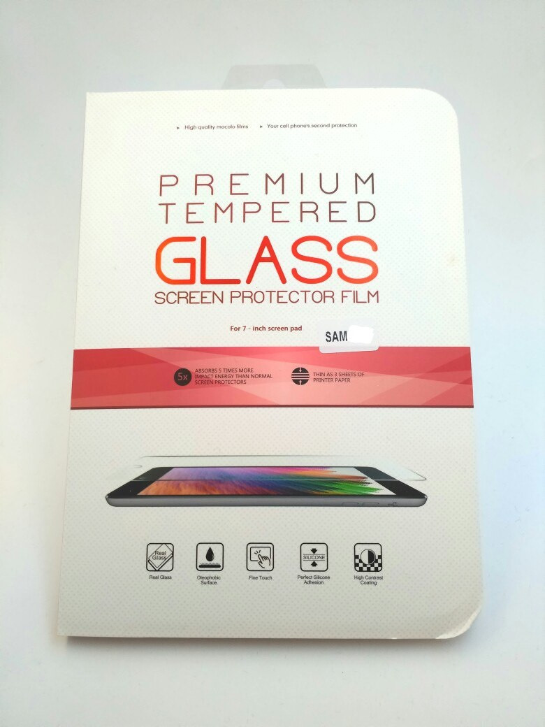 Стекло на Samsung T350/T355 Galaxy Tab A 8.0 защитное закаленное для планшета.