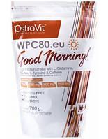 Купите протеин OstroVit WPC80.eu Good Morning, 700 g