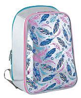 Модный каркасный рюкзак H-24 Feather