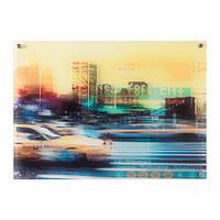 MANTEBO Картина, Такси в Нью-Йорке