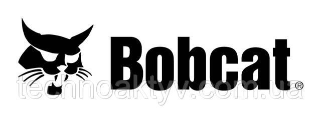 Логотип Bobcat в настоящее время