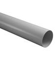Труба водосточной системы Марлей (Marley) СONTINENTAL 105 мм белый