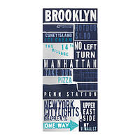 KOPPARFALL Постер, Нью-йоркские указатели