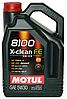 Масло моторное Motul 8100 X-clean FE 5W-30 4л