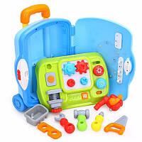 Игровой набор Чемоданчик с инструментами 3106 Huile Toys