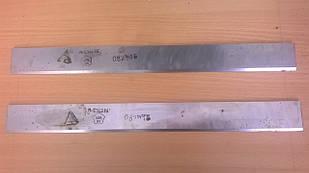 Нож для фрезерования древесины (фуговальный) 640х40х3