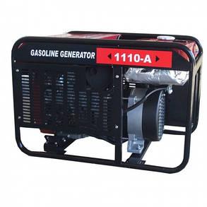 Бензиновый генератор WEIMA WM1110-A, ATS б/генератор 9,5Квт, 1ФАЗА ,вес 175кг,двиг.WM2V78F-20л.с. + БЕСПЛАТНАЯ ДОСТАВКА ПО УКРАИНЕ, фото 2