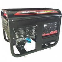 Дизельные генераторы WEIMA WM12000CE1 дизель генератор 12,0Квт 1ФАЗА,  2-ЦИЛИНДР.  Двигатель WM290FE - 20л.с., (Lombardini 12LD477)