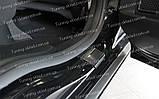 Накладки на пороги Ford Mondeo 4 (накладки порогов Форд Мондео 4), фото 3