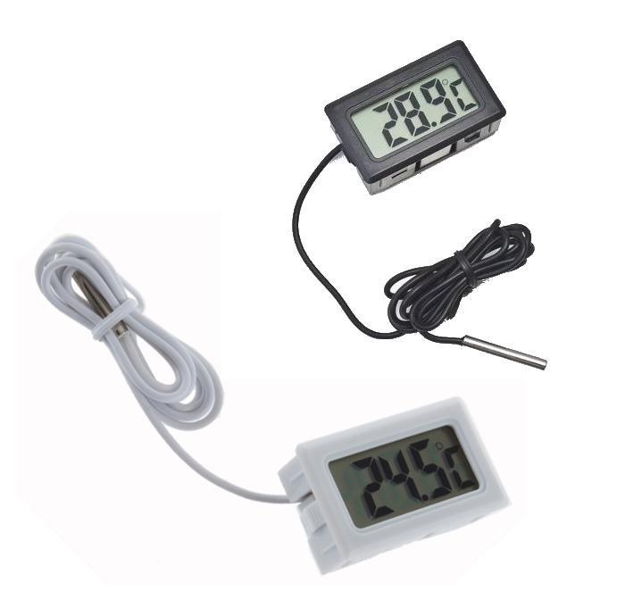 Термометр цифровой TPM-10 встраиваемый градусник