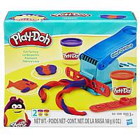 Игровой набор Play Doh Fun Factory Set Весёлая фабрика!