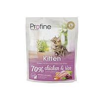 Profine Cat Kitten - корм для котят, беременных и кормящих кошек, 0,3кг