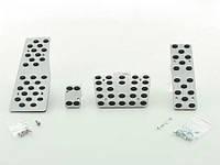 Алюминиевые накладки на педали Mercedes W 202 203 124 210 211 140 220 АКПП