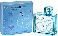 MANDARINA DUCK CUTE BLUE WOMAN EDT 100 ml  туалетная вода женская (оригинал подлинник  Испания)