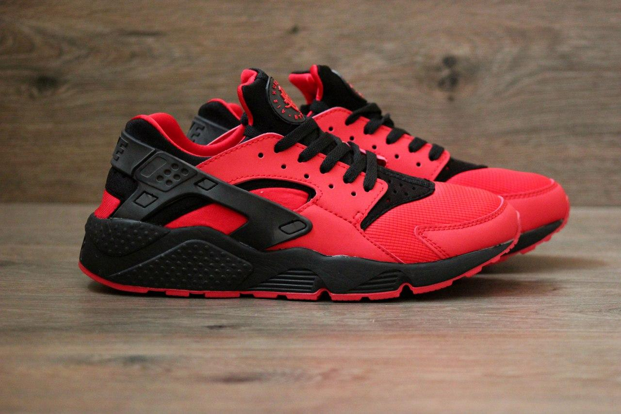 d9c392ad Мужские кроссовки Nike Air Huarache Run Hyper Punch (найк хуарачи, реплика)  (реплика