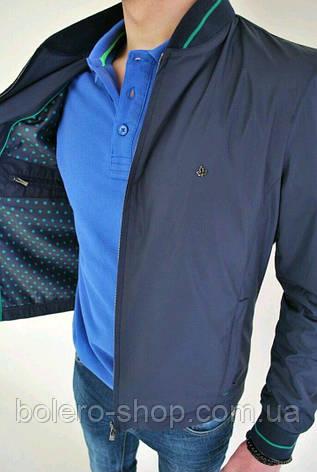 Мужская куртка весенняя легкая ветровка  Utes, фото 2