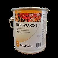 Масло HARDWAXOIL,  Быстросохнущая 1-к смесь из масел и твердых восков, 3 л.