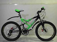 """Велосипед горный Azimut Scorpion 24"""" 197 G-FR-D"""