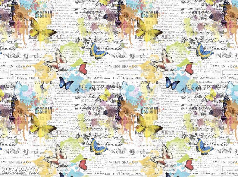 Ткань для штор Wonderland 2502 Eustergerling