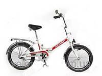 """Велосипед подростковый Azimut  20"""" 2009 складной"""