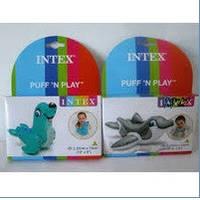 Надувные игрушки  Intex