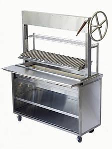 Аргентинский гриль Парилья на углях GA 600 CustomHeat 6511074