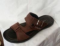 Босоножки мужские сандалии с натуральной кожи
