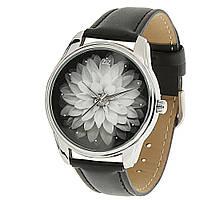 """Часы наручные с цветком """"Астра"""""""