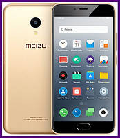 Смартфон Meizu M5 3/32 GB (GOLD). Гарантия в Украине!