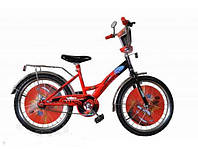 Детский двухколесный велосипед Mustang Тачки 20 дюймов